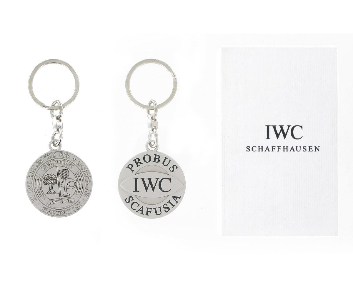porte-cle personnalisé entreprise iwc