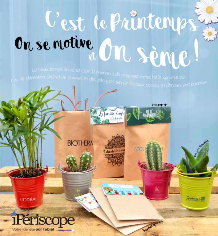 iPeriscope kit printemps